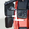National Cycle, fairing mount wind deflectors for Honda Goldwing, GL 1800 01-10 model N5107