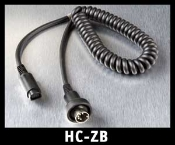 J&M Z-Series Lower-Section 8-pin Headset Cord HC-ZB. HC-ZB to be used with: 1980-2013 Honda and J&M 5-pin audio systems. Fits Goldwings.