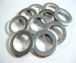 Honda OEM 14mm crush washers for engine oil drain and final gear lube drain.